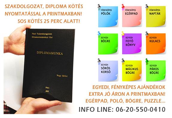 PrintMax - 061 210 7793 gyorsnyomda-könyvkötészet-fénymásoló-szakdolgozat-diplomakötészet.  IX. 4a4ca90146